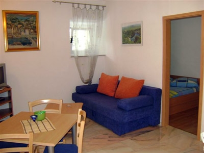 apartments croatia trogir