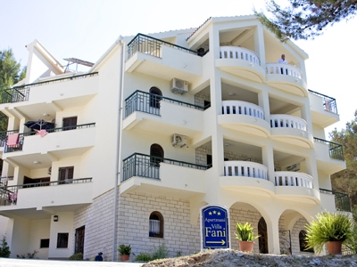 apartments rooms trogir ciovo