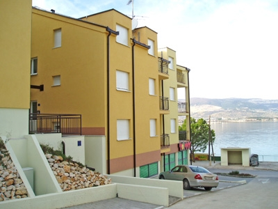 apartments čiovo trogir