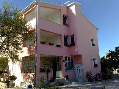 brodarica sibenik accommodation