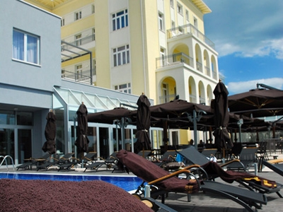 Grand Hotel Palazzo Poreč
