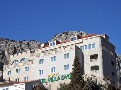 hotel villas omiš