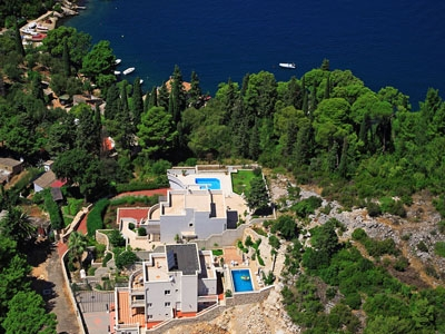 villa accomodation dubrovnik