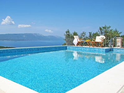 Villa Stolovi Klek accommodation