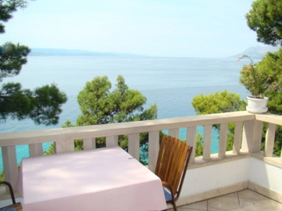 villa brela accommodation