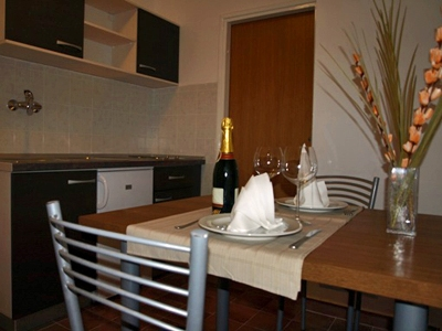 accomodation podstrana