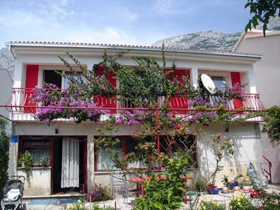 makarska accommodation