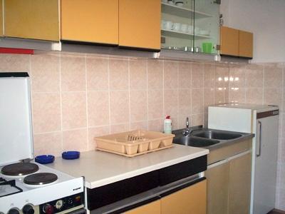 accommodation grebastica